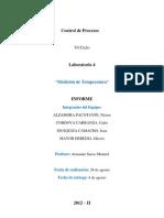 Informe 4 Control de Procesos