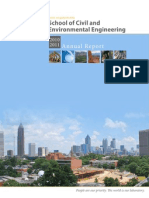 Georgia Tech Civil and Environmental Engineering Annual Report