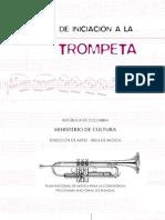 Iniciación a la Trompeta