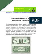 El Terrorismo Financiero Illuminati Y El Pensamiento Positivo