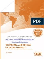 The Promise and Pitfalls of Grand Strategy
