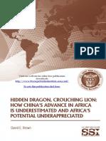 Hidden Dragon, Crouching Lion