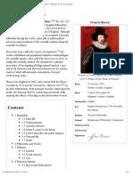 Francis Bacon - Wikipedia, The Free Encyclopedia