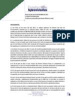 Analisis de resolucion dictada por Corte de Constitucionalidad expediente No. 3763 2012