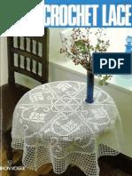 37 Fancy Crochet Lace
