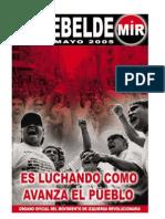 El Rebelde N° 270 - Mayo 2005