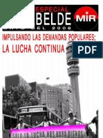 El Rebelde Ed. Especial - Mayo 2006