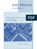 electronic circuit analysis and design by neamensolution manual electronic circuit analysis and design neamen