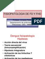 Fisiopatologia Del Dengue y Fhd