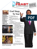 The Feast - September 30, 2012 Issue