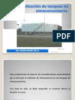 FISCALIZACIÓN TANQUES DE ALMACENAMIENTO