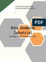 Acta Asamblea Industrial 26-09-12