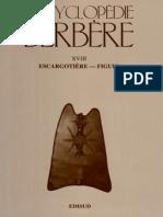 Encyclopédie Berbère Volume 18