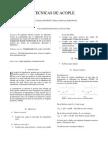 Acople de Impedancias-Transformador Lambda Cuartos