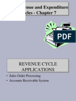 Revenue Cycle-Chapter 7