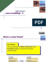 Ch 02 DataModelling I