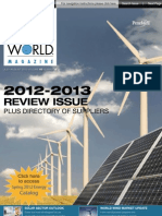 Renewable Energy World July - August 2012