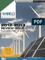 Renewable Energy World July - August 2012