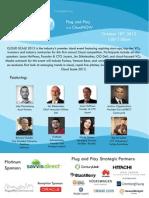 Plug & Play CloudScale