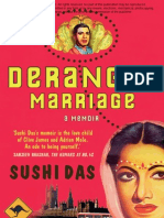 October Free Chapter - Deranged Marriage by Sushi Das
