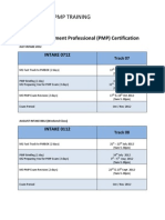 2012 PMP Training Schedule-JUL to Dec12_8Sept12