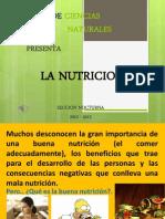Conferencia Nutricion Sergio 2012