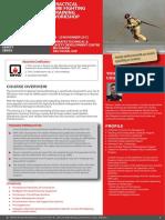 Practical Fire Fighting Training Workshop 25 - 29 Nov 2012 Abu Dhabi UAE