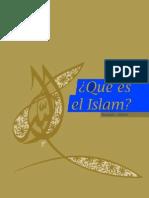 QUE ES EL ISLAM