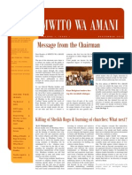 Cicc Newsletter - 1st Edition