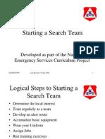 Ground Team Development