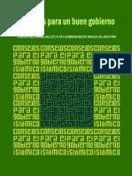 Consejos Para Un Buen Gobierno