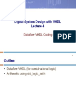 VHDL basics