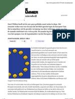 20120913 De Groene Amsterdammer - Commentary