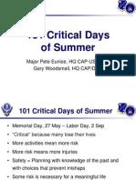 Heat Injury Awareness