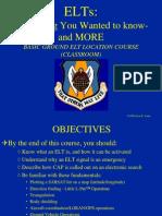 Basic DF / ELT Training Course