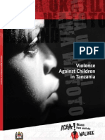 violence against children in tanzania report1