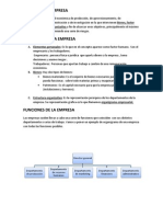 Apuntes Tema 1 Concepto de Empresa