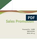 28982765 Sales Promotion