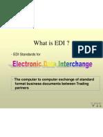 Concepts of EDI