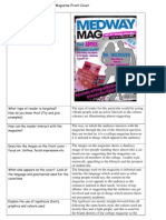 Front Cover Analysis 1