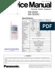 MANUAL DE SERVIÇO EB-GD55
