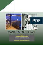 Manajemen Operasi - Chapter 4