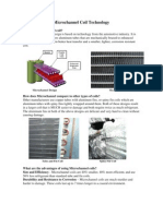 Microchannel Coil Technology & Its Benifits