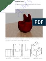 Exercícios 3D - Poltrona Mesh
