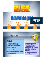 RISE Advantages