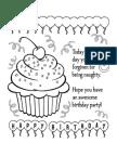 HAPPY BIRTHDAY (handout)