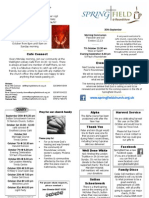 12.09.30 Roundshaw News Sheet