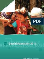 ADRA Jahresbericht 2011