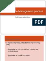 2,3 Performance Management Process