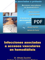 Cateteres Dialisis Peritoneal y Hemodialisis